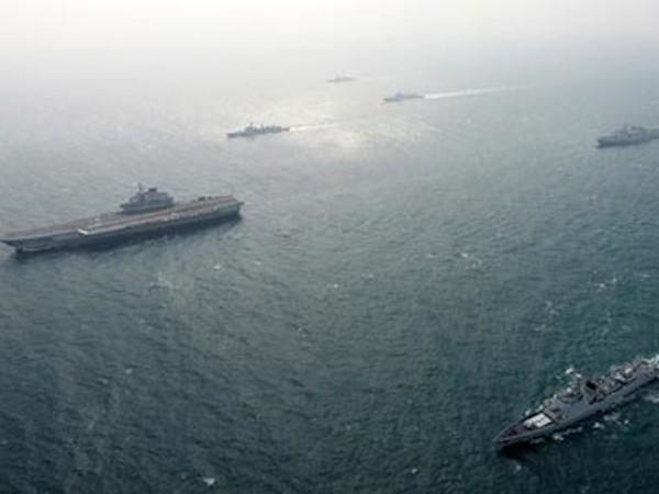 Trung Quốc sẽ có 415 tàu chiến trong tương lai gần ảnh 1