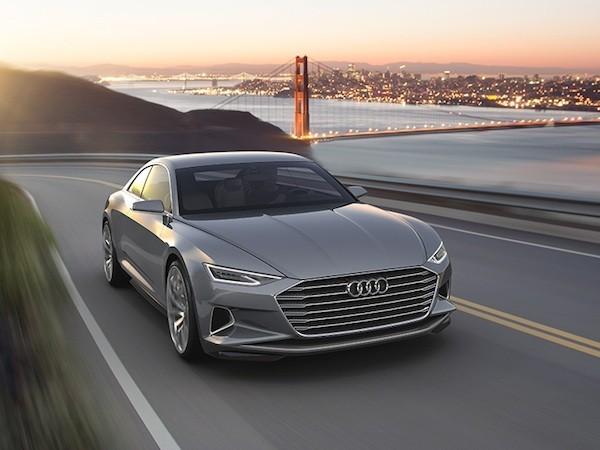 Audi A8 mới có khả năng lái tự động, điều khiển bằng cử chỉ ảnh 1