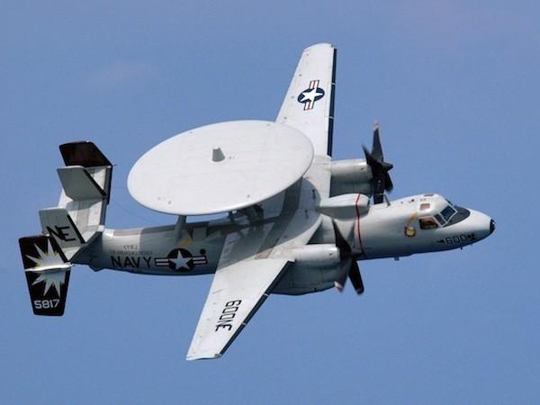 Nhật Bản mua 4 máy bay E-2D Advanced Hawkeye của Mỹ ảnh 1