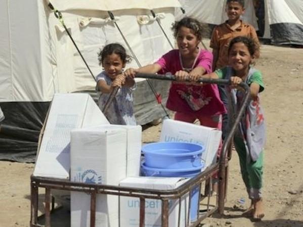 Liên Hợp Quốc đang thiếu đi các nguồn tài trợ để tiếp tục hoạt động nhân đạo ở Iraq