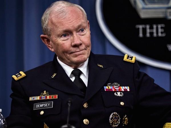 Tổng tham mưu trưởng Liên quân Mỹ, Tướng Martin Dempsey