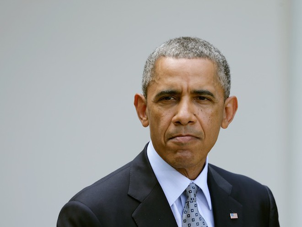 Tổng thống Obama: Mỹ chưa có một chiến lược hoàn thiện ở Iraq ảnh 1
