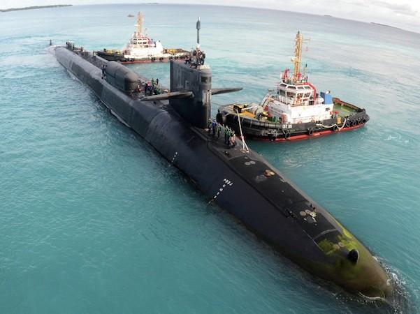 Tàu ngầm thay thế lớp Ohio đang tiếp tục có chi phí vượt dự trù ngân sách