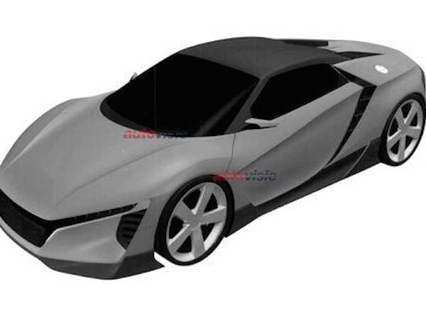 Honda tiết lộ thiết kế của mẫu xe thay thế S2000