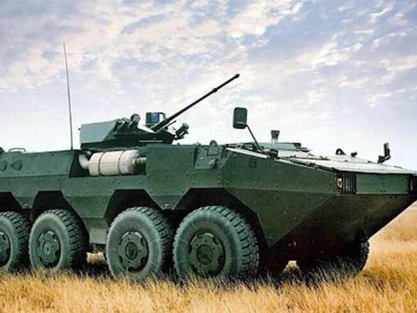 VN-1 có thể mang theo 11 lính trang bị đầy đủ vũ khí và một kíp xe 3 người
