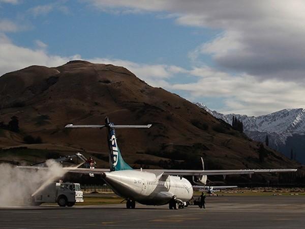 New Zealand ngừng cất cánh mọi chuyến bay vì sự cố ra-đa ảnh 1
