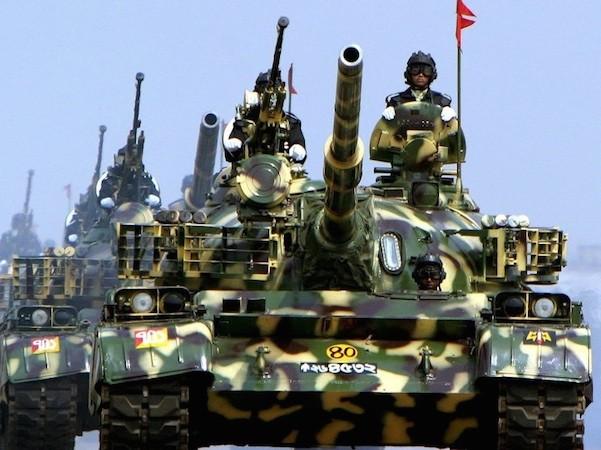 Trung Quốc sẽ trình làng các loại vũ khí hiện đại ở lễ duyệt binh lần này