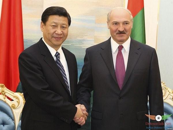 Belarus đang tăng cường hợp tác với Trung Quốc trong nhiều mặt