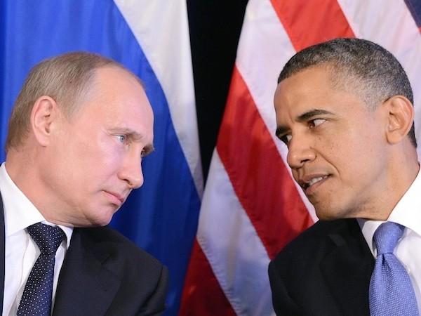 Tổng thống Nga và Mỹ đã cùng thảo luận về nhiều vấn đề nóng trên thế giới