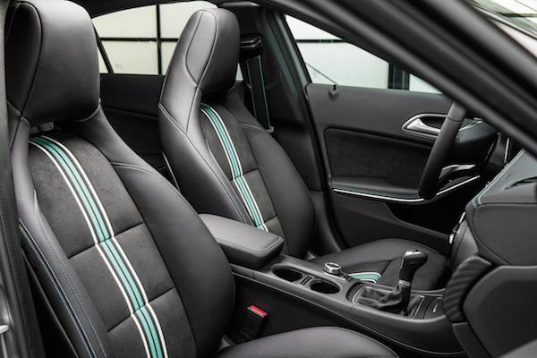 Mercedes-Benz A-Class mới: Mạnh mẽ nhất phân khúc ảnh 6