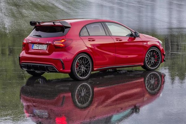 Mercedes-Benz A-Class mới: Mạnh mẽ nhất phân khúc ảnh 4