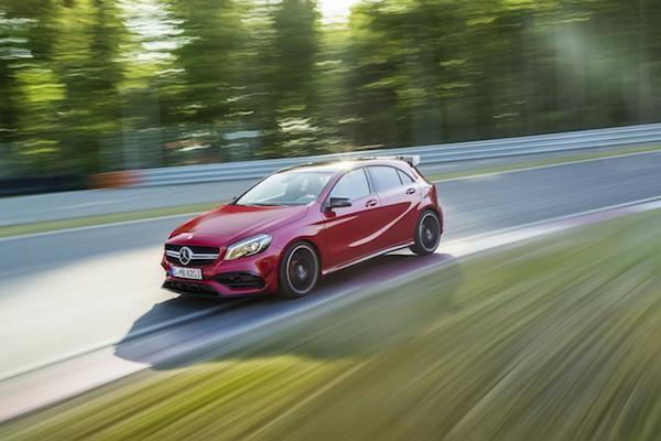 Mercedes-Benz A-Class mới: Mạnh mẽ nhất phân khúc ảnh 3