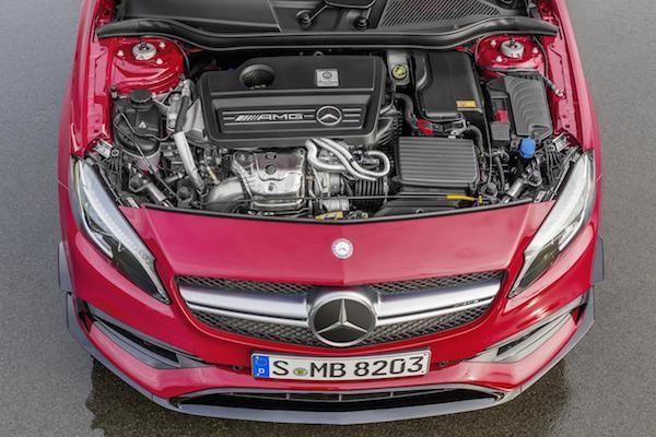 Mercedes-Benz A-Class mới: Mạnh mẽ nhất phân khúc ảnh 5
