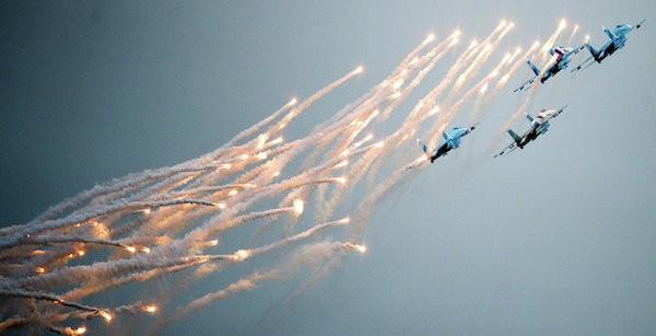 Nga huy động cả 5 đội bay biểu diễn tới triển lãm MAKS-2015 ảnh 3