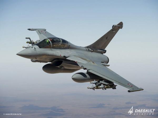 Pháp tìm cách xuất khẩu chiến đấu cơ Rafale sang Malaysia và UAE ảnh 1