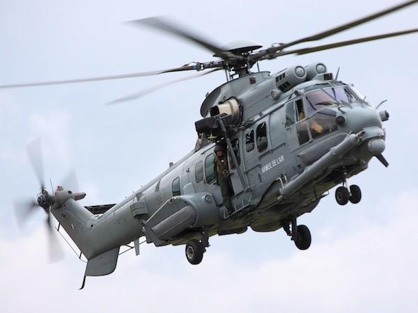 Trực thăng EC725 chủ yếu được dùng cho nhiệm vụ vận tải binh lính, tìm kiếm và cứu hộ