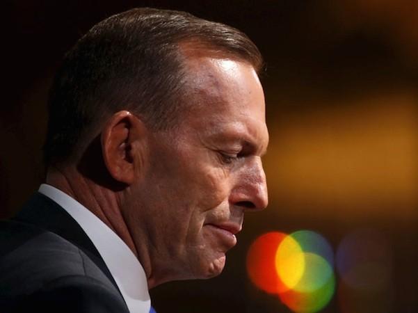 Thủ tướng Tony Abbott không nhận được sự tín nhiệm từ nội bộ đảng