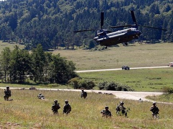 NATO khai mạc cuộc tập trận lớn nhất trong 13 năm qua ảnh 2