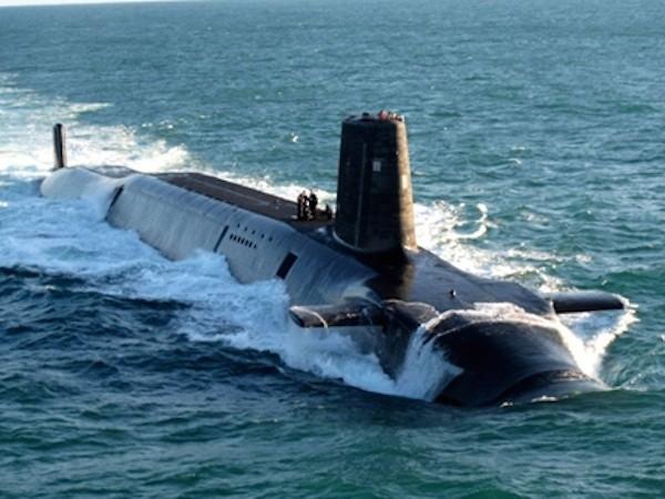 Anh khẳng định vẫn mua 4 tàu ngầm hạt nhân Trident mới ảnh 1