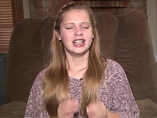 Cô bé mắc chứng bệnh lạ, hắt hơi 12.000 lần mỗi ngày