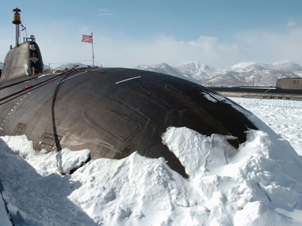 Nga đã chú trọng đến khu vực Bắc Cực hơn trong những năm gần đây