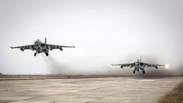 Nga đã tiến hành 934 đợt không kích từ ngày 30-9