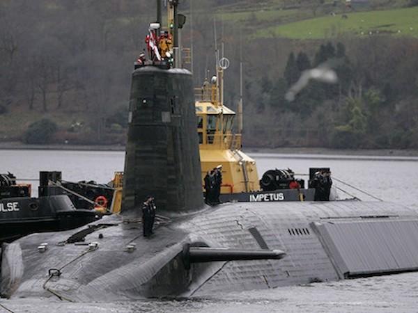 Vấn đề nâng cấp sức mạnh hạt nhân của Anh đang nhận được nhiều ý kiến trái chiều