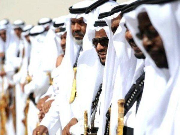 Một trong những người vừa bị bắt giữ là thành viên của hoàng gia Ả-Rập Saudi