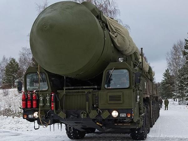Nga phóng thử thành công tên lửa đạn đạo liên lục địa RS-24 Yars ảnh 1