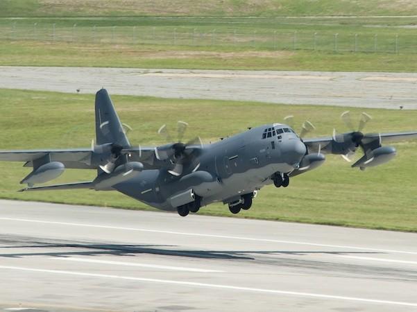 MC-130J Commando II là một biến thể của C-130J