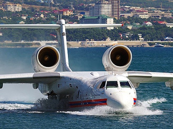 Indonesia muốn mua Be-200 để thực hiện các nhiệm vụ cứu hoả