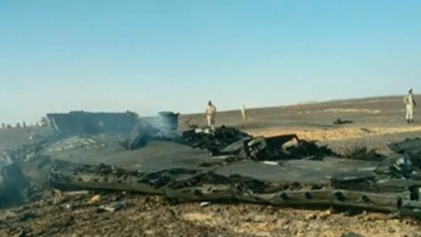 Chùm ảnh hiện trường vụ rơi máy bay Nga tại Ai Cập ảnh 6