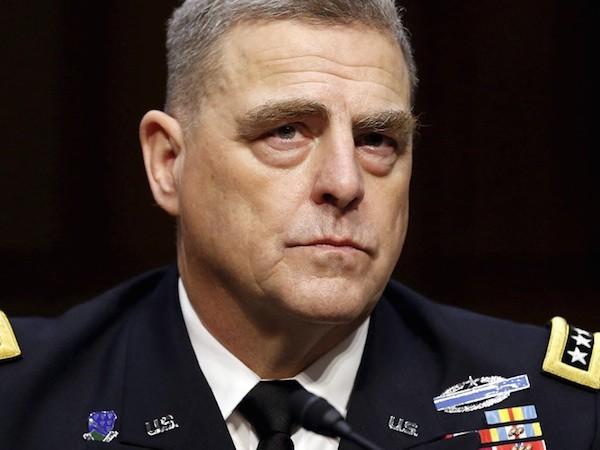 Tư lệnh lục quân Mỹ coi Nga là mối đe doạ số 1 ảnh 1
