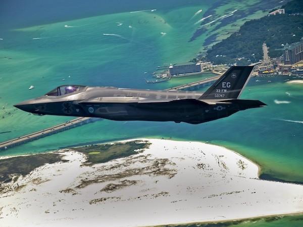 Mỹ và đồng minh đặt hàng 55 tiêm kích F-35 trị giá 5,37 tỉ USD ảnh 1