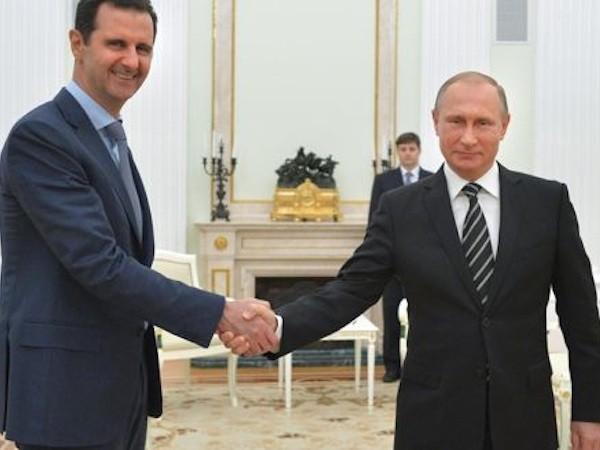 Nga ủng hộ quyết định của người dân Syria