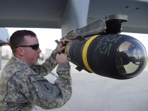 Lô tên lửa Hellfire Pháp mua trị giá 30 triệu USD