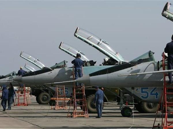 Mỹ khẳng định Nga đã triển khai 4.000 nhân sự đến hỗ trợ cho chiến dịch không kích ở Syria