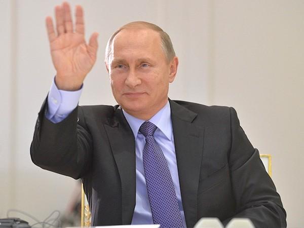 """Tổng thống Putin 3 năm liền là người """"quyền lực nhất thế giới"""" ảnh 1"""