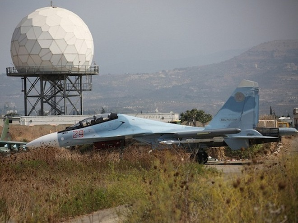 Nga đang thực hiện thêm nhiều chuyến bay do thám để xác định vị trí của khủng bố