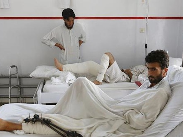 5 triệu USD được sử dụng để đền bù cho 2.000 người Iraq bị ảnh hưởng bởi không kích