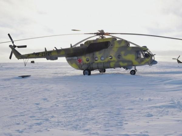 Phiên bản Mi-8 dành cho Bắc Cực sẽ có động cơ khoẻ hơn và chịu được nhiệt độ cực lạnh