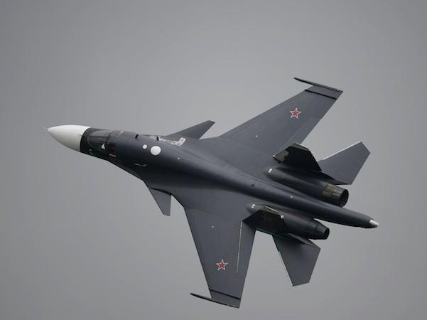 Chiến đấu cơ Su-34 trở thành máy bay tác chiến điện tử thực thụ ảnh 1