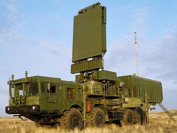 Nga sẽ trình làng nguyên mẫu của loại radar thế hệ mới vào năm 2018