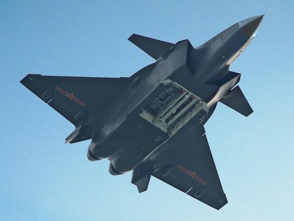 Trung Quốc phát triển vật liệu tàng hình mới cho chiến đấu cơ ảnh 1