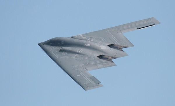 Máy bay ném bom B-2 của Northrop Grumman
