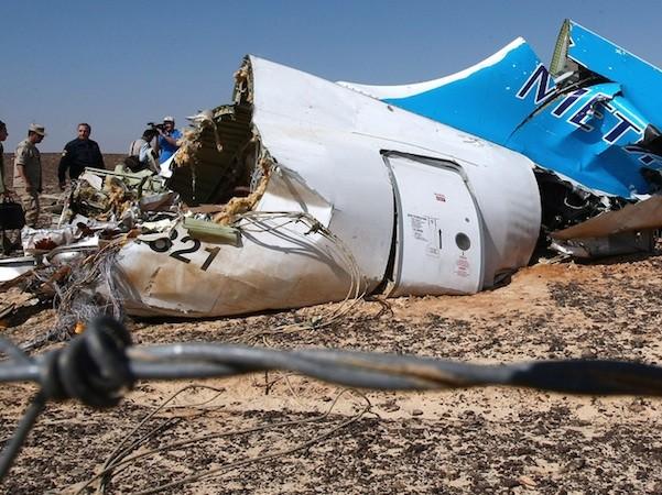 Nga xác nhận máy bay A321 rơi ngày 31-10 do bị gài bom