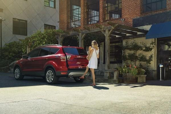 Ford Escape 2017 trình làng với nhiều cải tiến mới mẻ ảnh 7