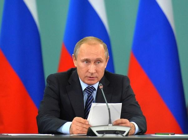 Tổng thống Putin: IS nhận được tiền hỗ trợ từ 40 nước ảnh 1