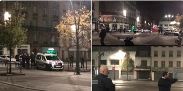 Cảnh sát Pháp tiêu diệt 2 nghi phạm khủng bố ở ngoại ô Paris ảnh 2