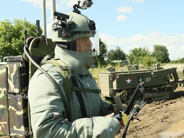 Nga đã giới thiệu tổng cộng 84 thiết bị hỗ trợ an ninh mới ở triển lãm Milipol